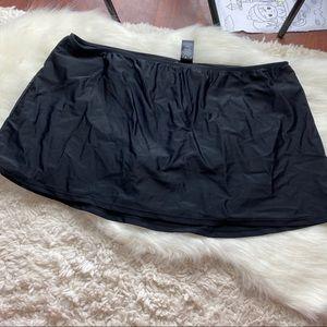 NWOT Anne Cole bikini skirt